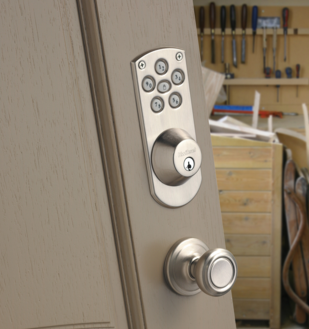 What Is Keyless Entry? kwikset keyless1