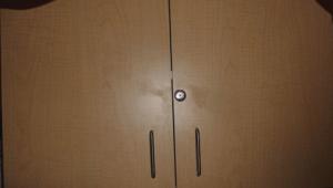 cam cabinet lock